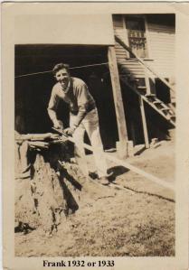 grandpa stembridge building house