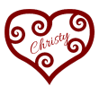 Christy signature